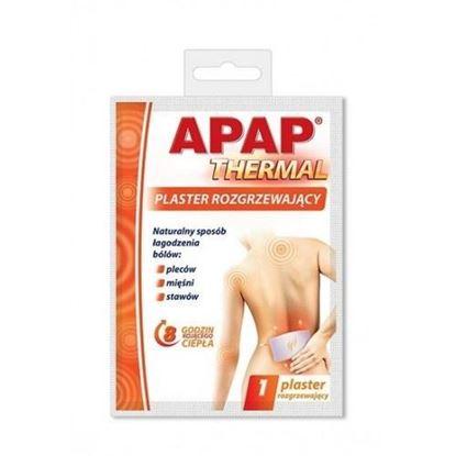 Picture of Apap THERMAL, plaster rozgrzewający, 1 plaster