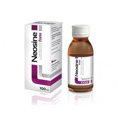 Picture of Neosine Forte, syrop, 500mg/5ml, 100ml