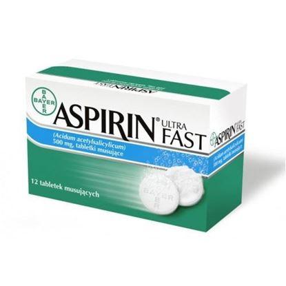 Picture of ASPIRYN ULTRA FAST 12 TABL