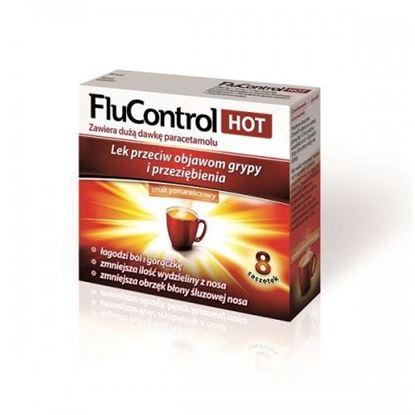 Picture of FluControl hot, 8 saszetek