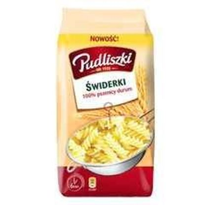 Picture of MAKARON PUDLISZKI SWIDERKI DURUM 500G