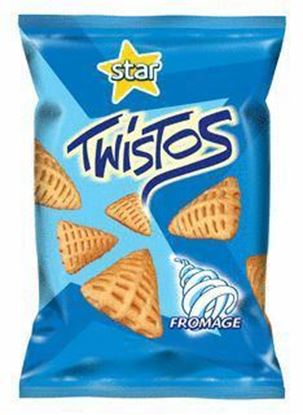 Picture of CHRUPKI TWISTOS FROMAGE 70G FRITO LAY