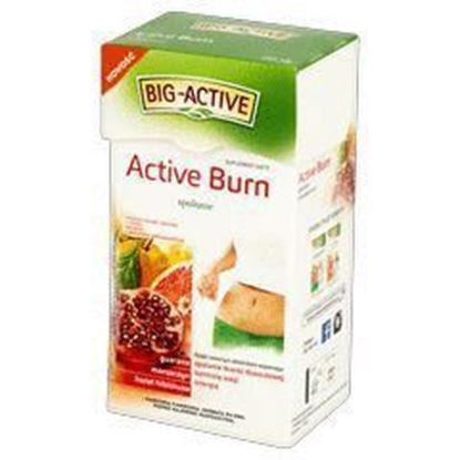 Picture of BIG-ACTIVE HERBATA EXP ACTIVE BURN SPALANIE 20*2G