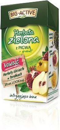 Picture of BIG-ACTIVE HERBATA EXP ZIEL. Z PIGWA GRAN. 20*1**