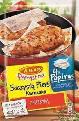 Picture of FIX WINIARY POMYSL NA PAPIRUS PAPRYKOWY 25G