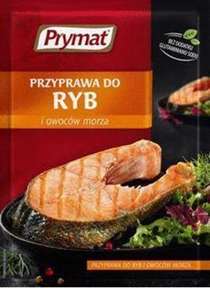 Picture of PRZYPRAWA DO RYB I OWOCOW MORZA 20G PRYMAT