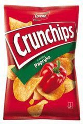 Picture of CHIPSY 140G PAPRYKA CRUNCHIPS