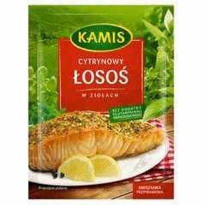 Picture of PRZYPRAWA DO LOSOSIA 18G KAMIS