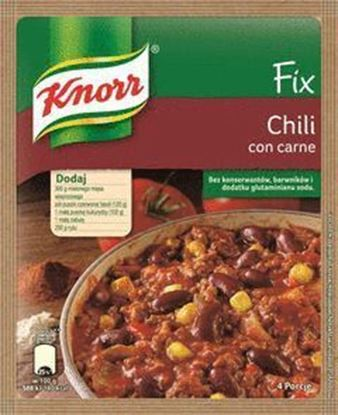 Picture of FIX KNORR CHILI CON CARNE 37G