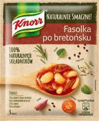 Picture of FIX KNORR NATURAL FASOLKA PO BRETONSKU 43G