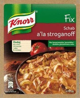 Picture of FIX KNORR SCHAB A LA STROGANOFF 56G
