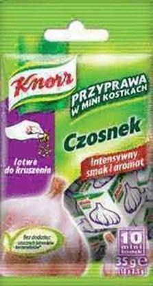 Picture of PRZYPRAWA KNORR MINI KOSTKA CZOSNEK 10*3