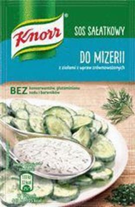 Picture of SOS SALATKOWY KNORR DO MIZERII 10G