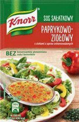 Picture of SOS SALATKOWY KNORR PAPRYKOWO-ZIOLOWY 9G