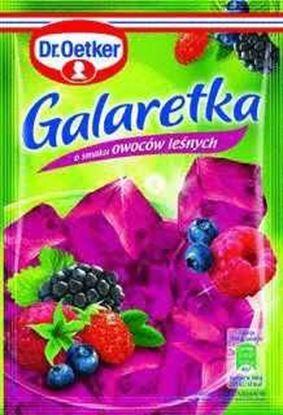 Picture of GALARETKA DR OETKER OWOCE LESNE 75G