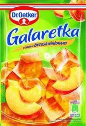 Picture of GALARETKA DR OETKER BRZOSKWINIOWA 75G