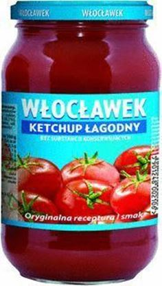 Picture of KETCHUP LAGODNY 970G SLOIK WLOCLAWEK