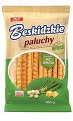 Picture of PALUCHY BESKIDZKIE SER-CEBULA 100G AKSAM