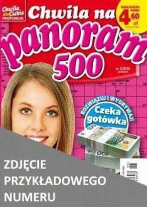 Picture of CHWILA NA 500 PANORAM DWUMIESIECZNIK