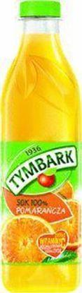 Picture of SOK TYMBARK 1L POMARANCZA 100% PET