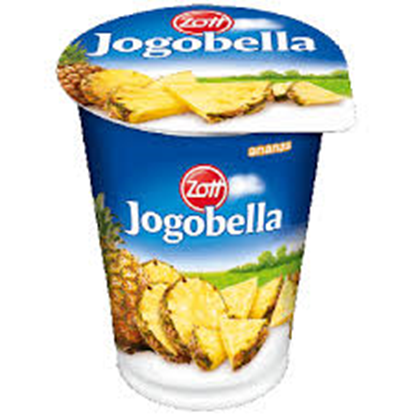 Picture of data 23.05 / JOGURT MAXI JOGOBELLA ANANAS 400G ZOTT
