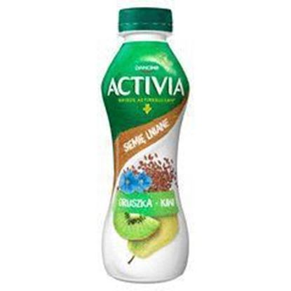 Picture of JOGURT PITNY ACTIVIA 280G KIWI-GRUSZKA-LEN BUT DANONE