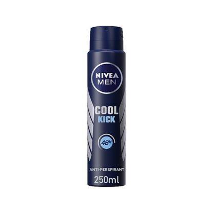 Picture of Nivea Men Cool Kick Antiperspirant Deodorant 250Ml