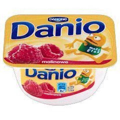 Picture of SEREK DANIO 140G MALINOWE DANONE