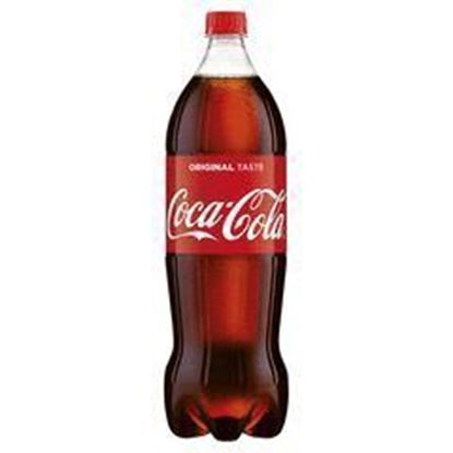 Picture of NAPOJ COCA-COLA 1,5L GAZ PET