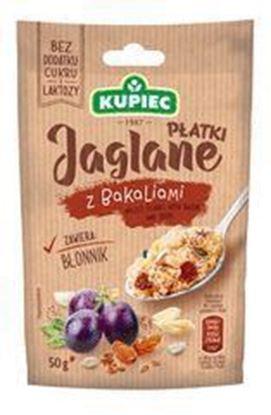 Picture of PLATKI JAGLANE 50G BAKALIE SASZETKA KUPIEC