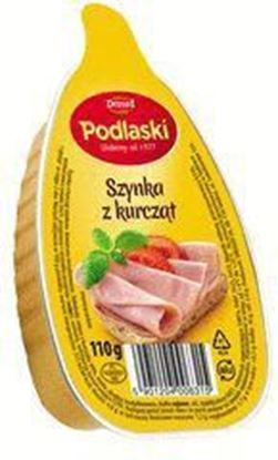 Picture of KONSERWA DROSED SZYNKA Z KURCZAT MIELONA 110G ALUPAK