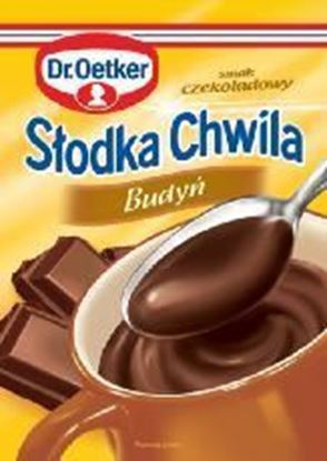 Picture of data 31.07 / BUDYN DR OETKER SLODKA CHWILA CZEKOLADOWY 45G