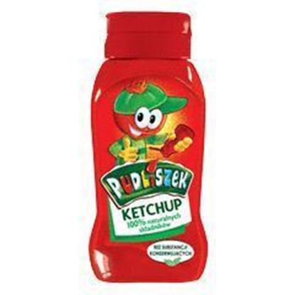 Picture of KETCHUP PUDLISZKI PUDLISZEK 275G BUT PLAST