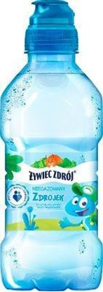 Picture of WODA ZYWIEC-ZDROJ ZDROJEK 310ML NGAZ PET