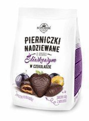 Picture of PIERNICZKI W CZEKOLADZIE Z NADZIENIEM SLIWKOWYM 150G KOPERNIK