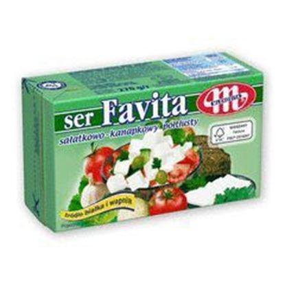 Picture of SER FAVITA 16% 270G ZIELONA MLEKOVITA