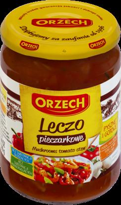 Picture of LECZO PIECZARKOWE 500G ORZECH