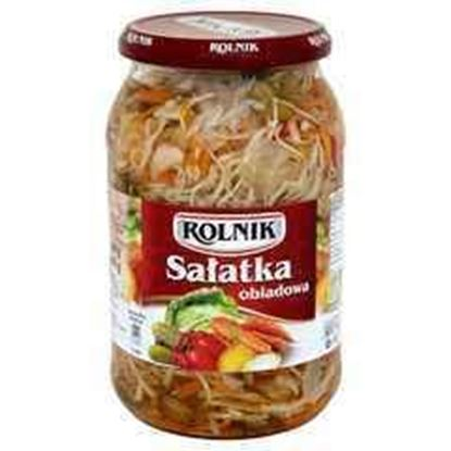 Picture of SALATKA OBIADOWA 900ML ROLNIK