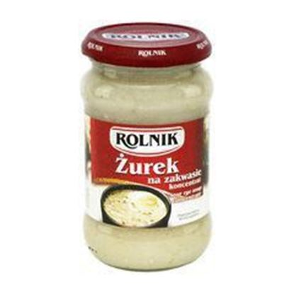 Picture of KONCENTRAT ZUREK NA ZAKWASIE 370ML ROLNIK