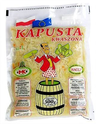 Picture of KAPUSTA KISZONA 500G KRASZKIEWICZ