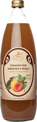 Picture of DOMOWY SOK JABLKOWY Z MIETA 100% 860ML PLONKA
