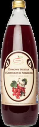 Picture of DOMOWY NEKTAR Z CZERWONYCH PORZECZEK 860ML PLONKA