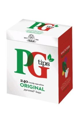 Picture of HERBATA PG TIPS PIRAMIDKI 240 TOREBEK
