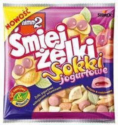 Picture of ZELKI SMIEJZELKI NIMM-2 SOKKI JOGURTOWE 90G STORCK