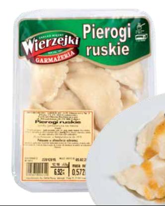 Picture of PIEROGI RUSKIE WIERZEJKI 400g