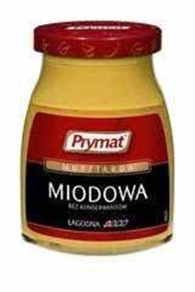 Picture of data 30.11 / MUSZTARDA PRYMAT MIODOWA 185G