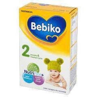Picture of data 13.11 / MLEKO BEBIKO 2 350G (6MC)