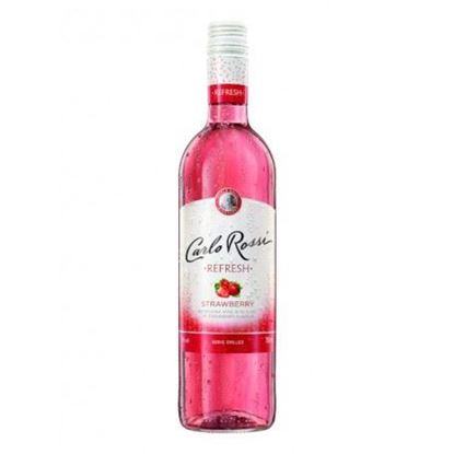 Picture of Carlo Rossi Refresh Strawberry 750ml