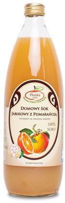 Picture of DOMOWY SOK JABLKOWY Z POMARANCZA 860ML PLONKA