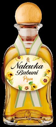 """Picture of LIKIER """"NALEWKA BABUNI"""" PIGWA 18% 500ML"""